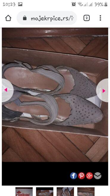 Rieker sandale u originalnoj kutiji. Za sve informacije tu sam