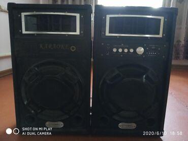 video-cassette-player в Кыргызстан: Продаю колонки в хорошем состояние качают как надо цена 2500 в канте