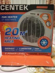 Продам новый тепловентилятор 1500 в Бишкек