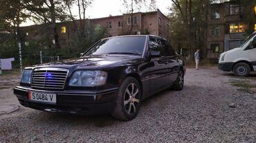 автозавод бишкек in Кыргызстан | SUBARU: Mercedes-Benz W124 2.8 л. 1995 | 340000 км