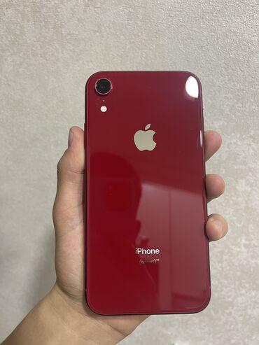 12832 объявлений: IPhone Xr   64 ГБ   Красный Б/У   Гарантия, Беспроводная зарядка, Face ID