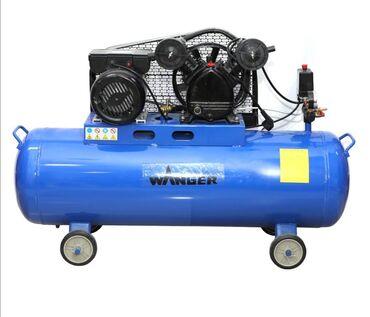 5004 elan: Kompressor 100 litrTəzədir.Mator 2.2KVT220 volt (nol faza)8