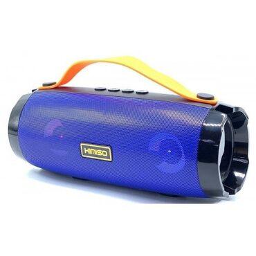 Kimiso KM-202 портативная акустика. Блютуз колонка . (USB, MicroSD)