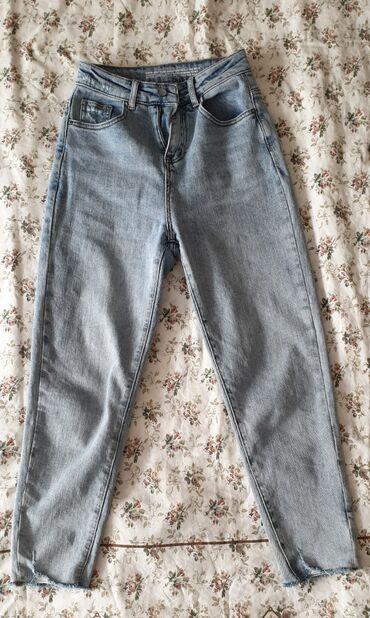 Легкие джинсы на высокой посадке под фирму LTB.Размер 27 (М). Для