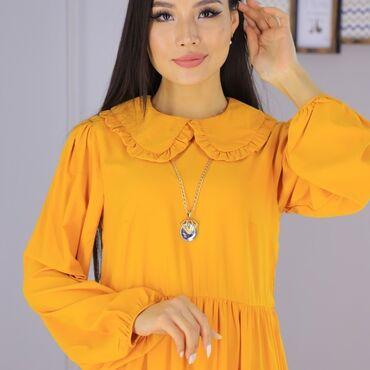 дубайские платья в Кыргызстан: Платье Свободного кроя J Brand XXL
