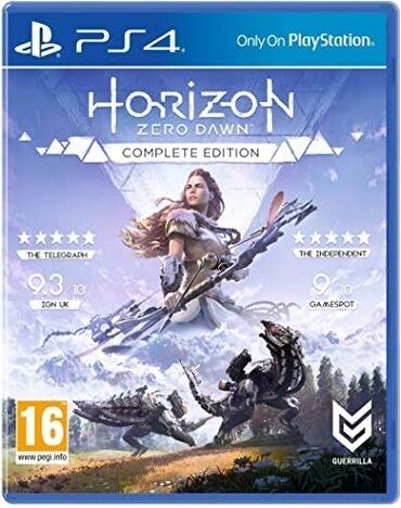 horizon tekerleri - Azərbaycan: Horizon zero dawn complete edition