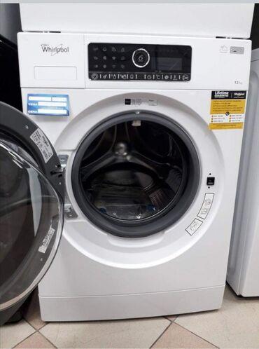 Frontalno Automatska Mašina za pranje Whirlpool
