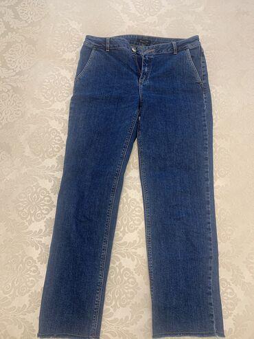Джинсы - Кыргызстан: Продаю женские джинсы massimo dutti оригинал, размер s-m (42-44), сост
