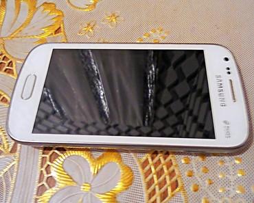 Samsung galaxy duos - Azərbaycan: İşlənmiş Samsung Galaxy S Duos 4 GB ağ