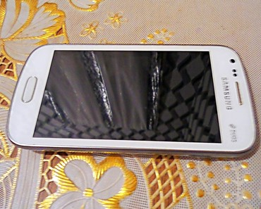 Samsung c3212 duos - Azerbejdžan: Upotrebljen Samsung Galaxy S Duos 4 GB bela