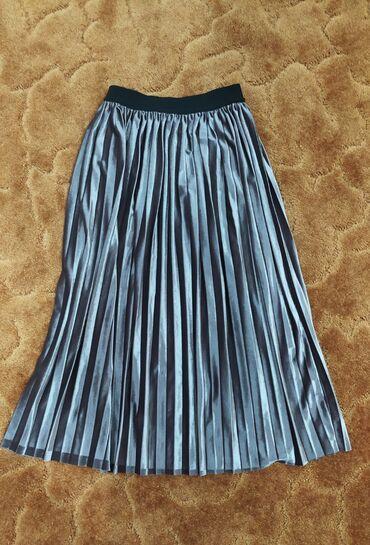 Новая стильная юбка плиссе.Тренд этого года Очень красивый необычный
