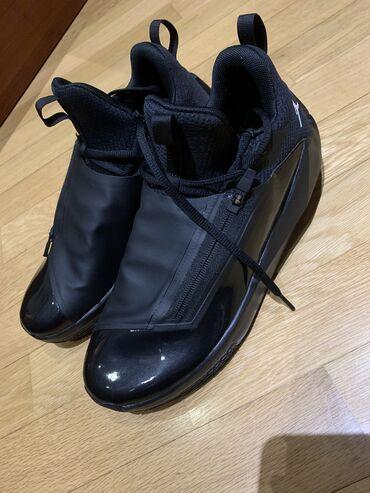 женские черные кроссовки в Азербайджан: Nike Jordan Jumpman Hustle. ABŞ-da alınıb, heç istifadə olunmayıb, tam