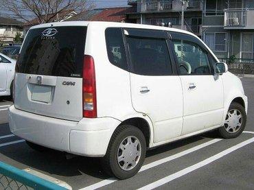 Продаю или меняю автомашину Хонда Капа, в хорошем состоянии. Цвет белы в Бишкек