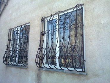 Решетки,ограды,лестницы,навесы!!! в Бишкек