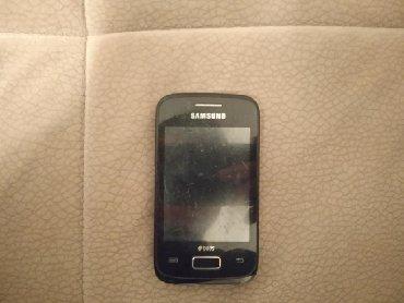 Samsung galaxy б у - Азербайджан: Б/у Samsung Galaxy Young Duos Черный