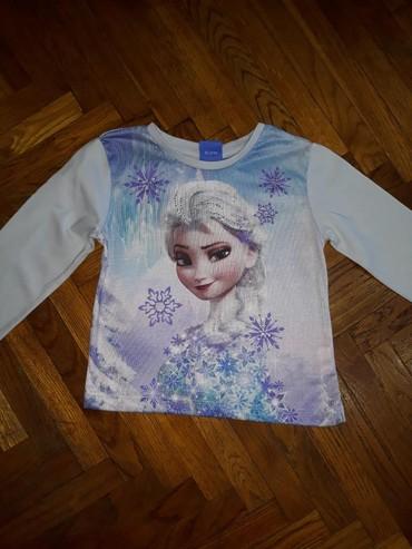 Disney Frozen, h&m majica, velicina 98-104. Nosena, ocuvana. - Belgrade