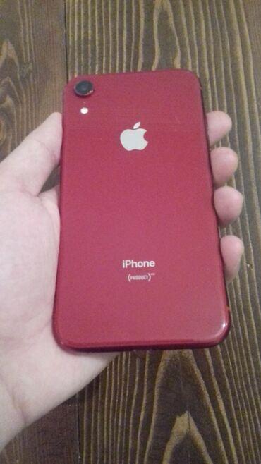 İşlənmiş iPhone Xr 64 GB Qırmızı