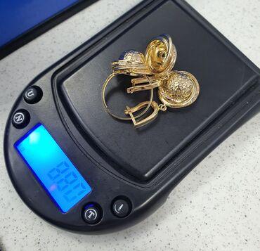 золото бишкек in Кыргызстан | НАБОРЫ УКРАШЕНИЙ: Новый комплект из желтого золото 585 проба вес 8.80 гр