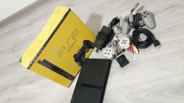 Sony ps 2 u ful stanju + par igrica - Kostolac