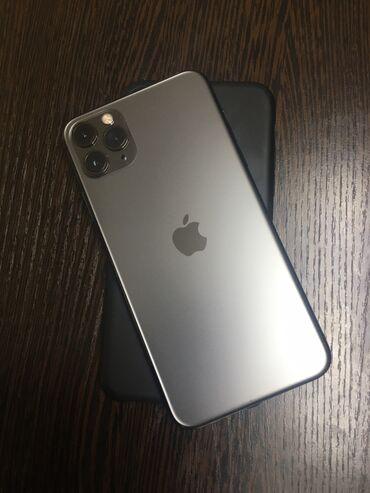 подработка для подростков в бишкеке в Кыргызстан: Б/У IPhone 11 Pro Max 256 ГБ Серый (Space Gray)