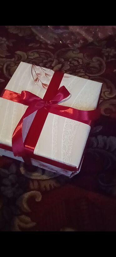 Коробка с сюрпризами от 500 до 1000 сомов. На заказ с вашим вкусом