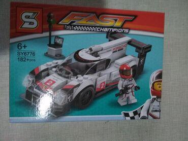 Лего новое автогонка Порше цена 400 сомлего нинзя две штуки цена 150