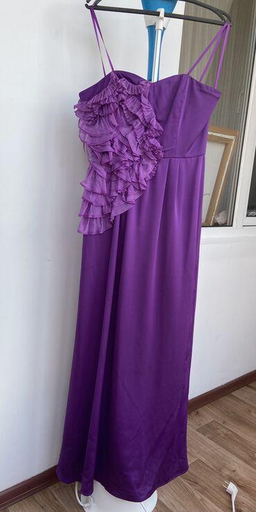 вечернее платье шелк в Кыргызстан: Шелковое платье из Германии
