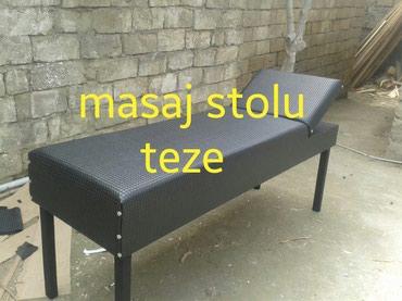 Bakı şəhərində Masaj stolu
