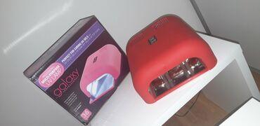 Sijalice - Beograd: Galaxy UV lampa 36W (mat crvena)Kao nova,malo korišćena, 4 ispravne