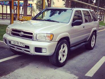 Nissan Azərbaycanda: Nissan Pathfinder 3.5 l. 2002 | 100000 km