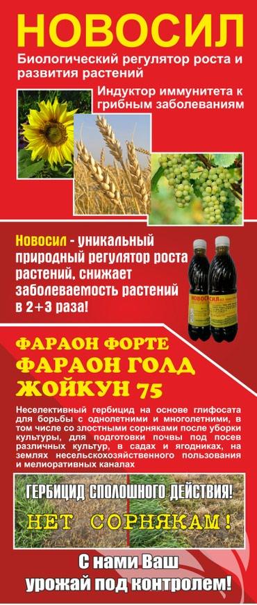 Агрохимия - Агрохимикаты  в Бишкек