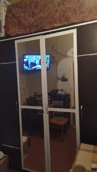 стенка венге в Азербайджан: От гарнитура 4-х створчатый шифоньер с двумя зеркалами 205х50х180