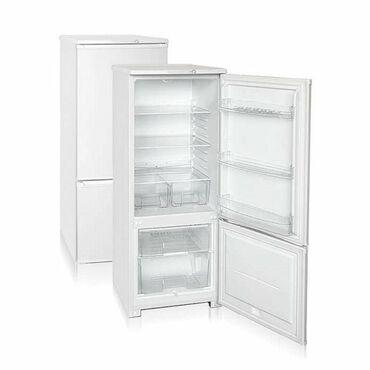 Электроника в Беловодское: Б/у Однокамерный Белый холодильник Бирюса