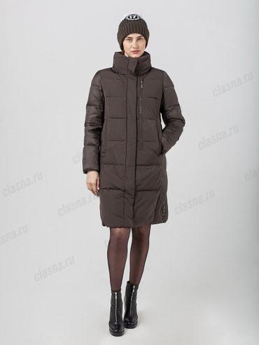Зимнее женское стильное пальто с в Бишкек