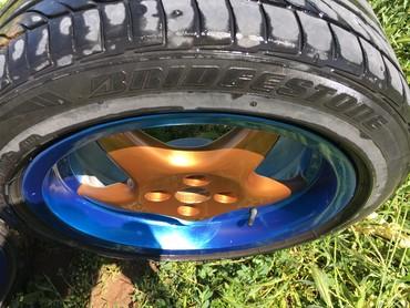 летние шины 21560 r16 в Кыргызстан: Цена без покрышки Диски ABTR16 7.5j et30 4-покрышки летние в отличном