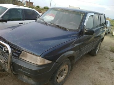 Ssangyong Musso 1995 в Бишкек
