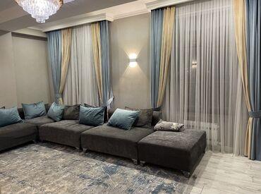 10096 объявлений: 2 комнаты, 100 кв. м, С мебелью