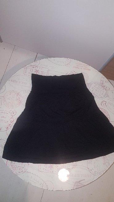 Suknjica crna pamucna L velicina - Paracin