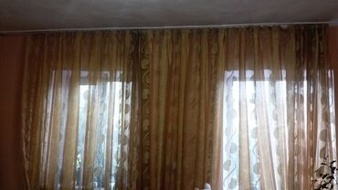 шторы бишкек мадина in Кыргызстан | ПАРДАЛАР ЖАНА ЖАЛЮЗИ: Тюль для зала Турция 10м ширина / 3м высота. Состояние хорошее