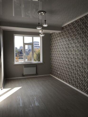 Новостройки - Кыргызстан: Срочно продается 1-к квартира, с ремонтом 38м2, в новом доме класса ко
