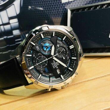 Мужские наручные часы Edifice Chronograph с современным спортивным