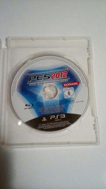 Elektronika - Paracin: Pes2012 igra za soni ps3