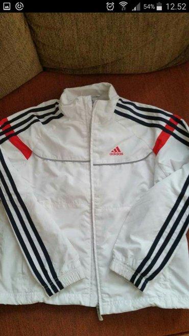 Adidas kupaci - Kraljevo: Trenerka adidas vel. 10 -12 kao nova