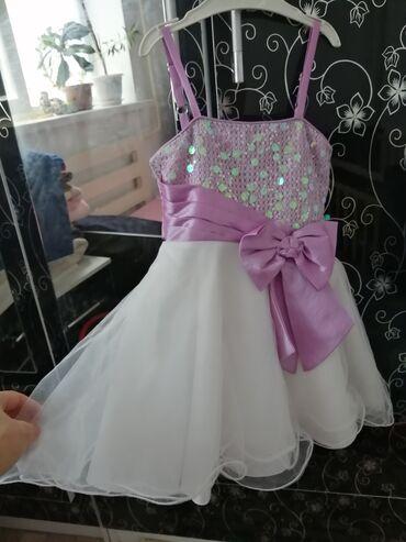 Нарядное платье на 3-4- 5 л отдам за 300 с