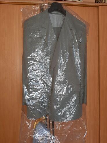 Po za detalje pitajte - Srbija: *NOVO* Musko odelo  Musko odelo nikad noseno.  Velicina 100 Pantalone