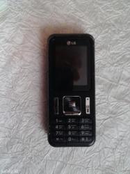 Bakı şəhərində Lg GB210 telefonu. Sapcast kimi satilir. Ishlemir.