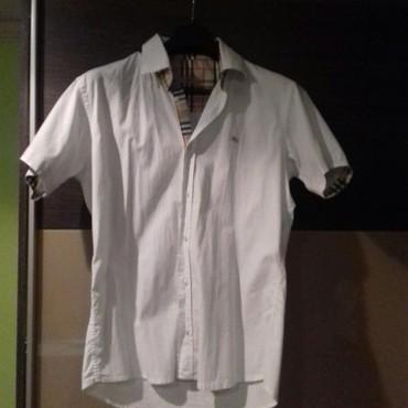 Muška odeća | Cuprija: Burrberry London, muška košulja, kupljena u Austriji