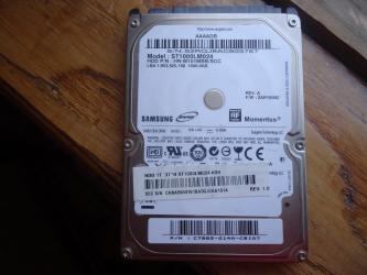Kompüter üçün komplektləyicilər Bakıda: 1000 gb-lıq hard disk Noutbuk,Vneşnı yaddaş qurğusu və