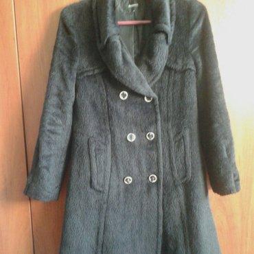 Пальто лама.очень красивое. размер 44-46 в Бишкек