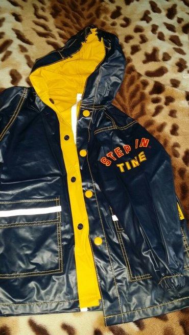Jakna li - Srbija: Kabanica jakna sa dva lica, jako ocuvana